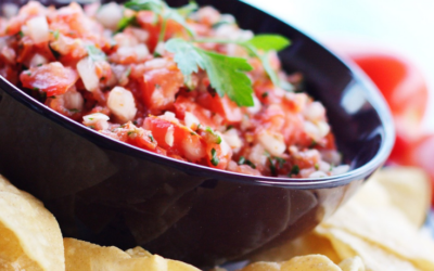 Lime and Black Pepper Salsa