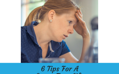 6 Tips For A Stress Free Life