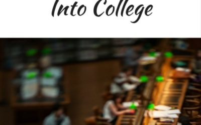 What Your Teen Needs To Do To Get Into College