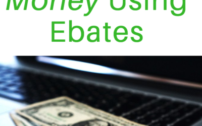How To Make Money Online Shopping With Ebates and Get a $10 Credit